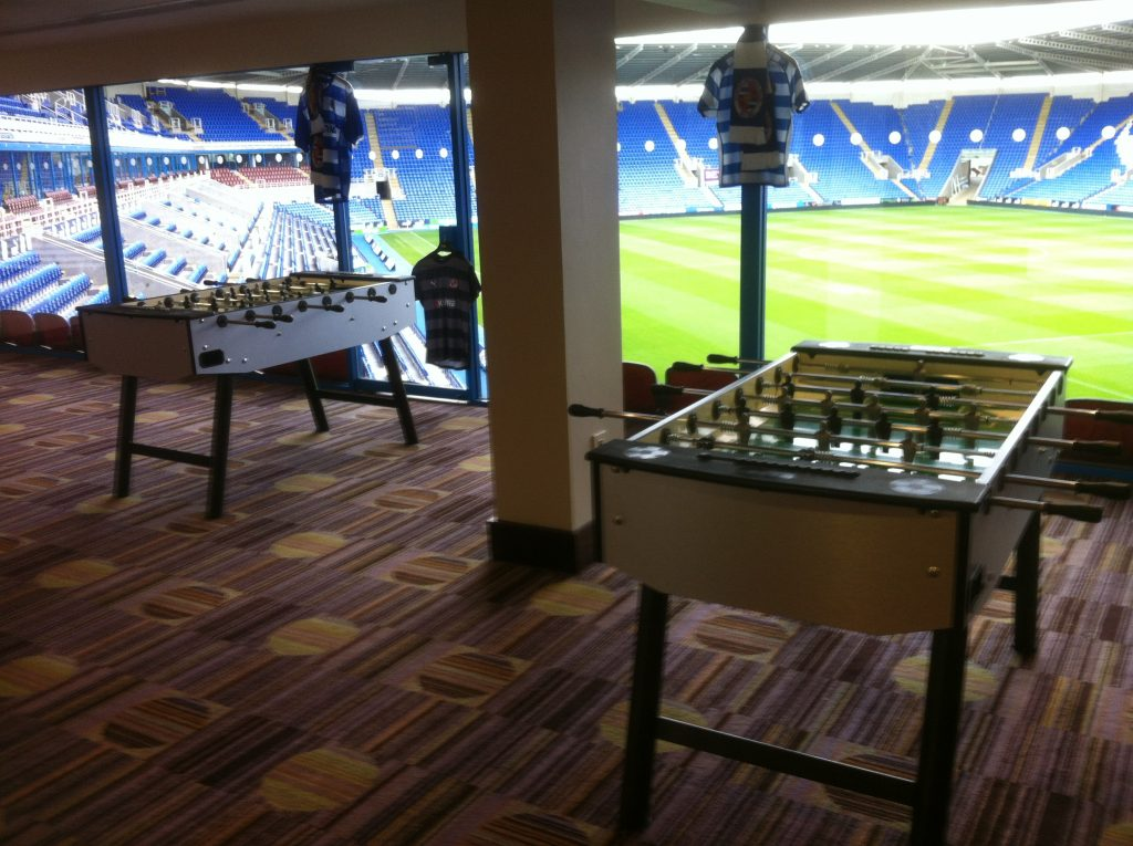 Table Football Hire Oxfordshire