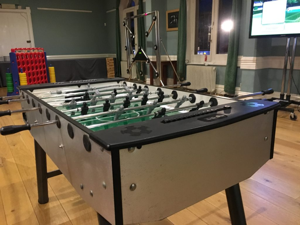 Table Football Hire Hertfordshire